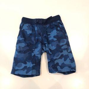 Lands' End Boys' Camo Shorts